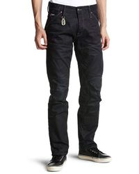 G-Star RAW 5620 3d Low Tapered - Nero