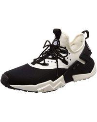 5b07893e2682 Nike   s Air Huarache Drift Trainers in Black for Men - Lyst