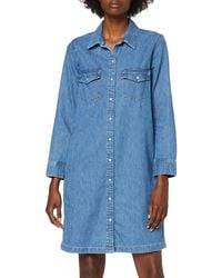 Levi's Selma Dress Kleid - Blau