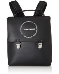 Calvin Klein Sculpted Bp W/Slip Locks - Negro