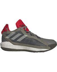 "adidas Dame 6"" Spitfire Basketball Shoes - Vert"