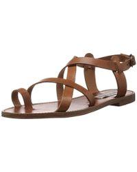 a3bfb5abd26 Agathist Sandal - Brown