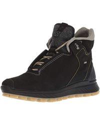 Ecco - Exostrike Gore-tex High Hiking Shoe - Lyst