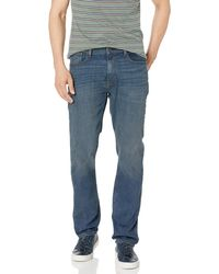 Tommy Hilfiger Thd Straight Fit Jeans - Blue