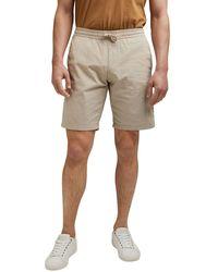 Esprit 041EE2C309 Pantalones Cortos - Blanco