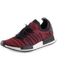 7b622e6a9 Lyst - adidas Nmd R1 Stlt Primeknit Sneakers in Green for Men