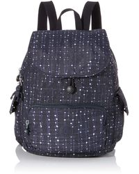 Kipling City Pack S, Rucksack - Multicolore