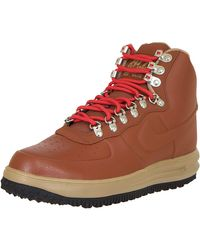 Nike - Lunar Force 1 18 Boots - Lyst