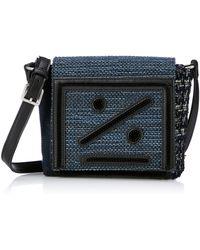 Desigual 's 19waxab7 Cross-body Bag - Blue