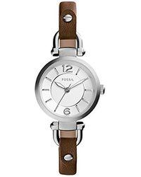 Fossil - Horloge ME3160 - Lyst