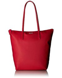 Lacoste - L.12.12 Concept Large Shopping Bag - Lyst