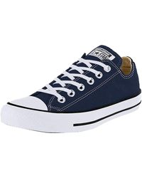 Converse All Star V3 Ox Canvas 7 V603 - Blau