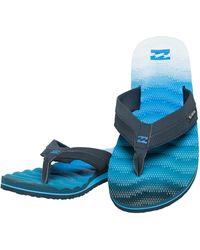 Billabong Dunes Impact Fade Beach & Pool Shoes - Blue