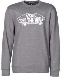 Vans Otw Crew Ii Pullover Jumper - Grey