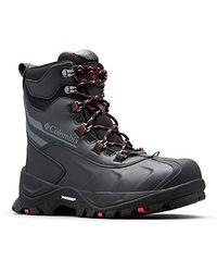 Columbia Bugaboot Iii Winter Boots - Black