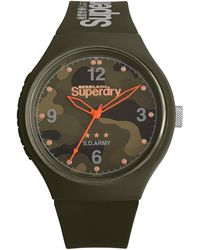 Superdry - Casual Watch Syg006nb - Lyst