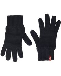 Levi's Ben Touch Screen Gloves - Blue