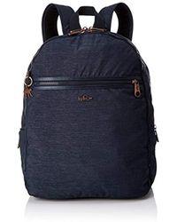 Kipling City Pack S, Sacs à dos - Bleu