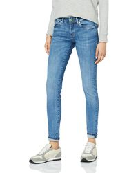 Pepe Jeans - Pixie Skinny Jeans - Lyst