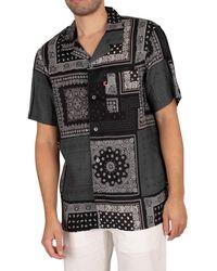 Levi's Levis Cubano Shirt - M - Schwarz