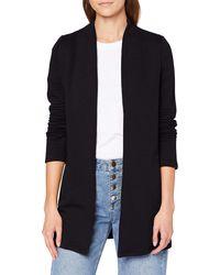 Vero Moda Vmbrine LS Long Blazer Jrs - Nero