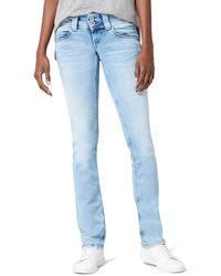 Pepe Jeans Venus Jeans - Blau