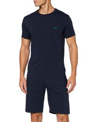 Lacoste Herren Lounge Short Knit Pant Schlafanzughose