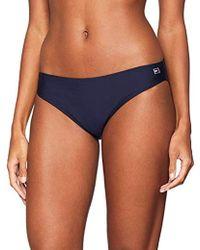 Tommy Hilfiger Braguita de Bikini para Mujer - Azul
