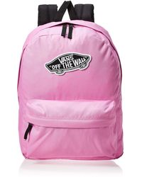 Vans Ss20 Realm Backpack, Os - Pink