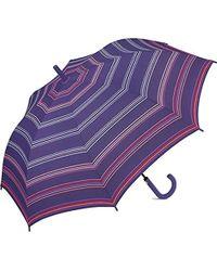 Esprit Long Acstick Umbrella - Purple