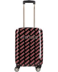 Guess TROLLEY HAIDEE STAMPA LOGO - Nero