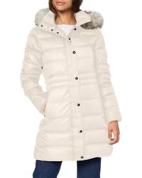 Tommy Hilfiger Th Ess Tyra Down Coat with Jacket - Bleu