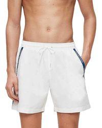 Calvin Klein - Medium Drawstring Pantaloncini - Lyst