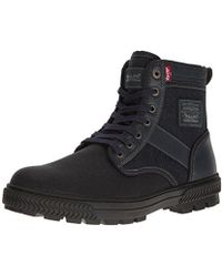 Levi's - Richmond Denim Fashion Sneaker - Lyst