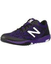 New Balance 4040v5 Turf Running Shoe - Viola