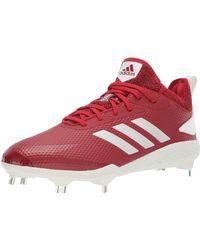 adidas Adizero Afterburner V - Red