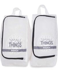 Kipling TRAVEL ACCESSORIES PACK THINGS Clear - Bianco