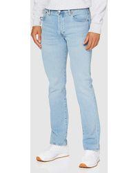 Levi's 501 Original Fit Jeans Pantalón Vaquero con diseño clásico y cómodos de Usar - Azul