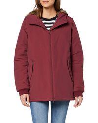 Vans _apparel Inferno Jacket - Red