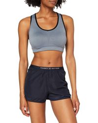 Tommy Hilfiger Runner Swimwear Cover Up - Blue