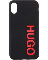 HUGO Herren Pcover_h Phone Case - Multicolour