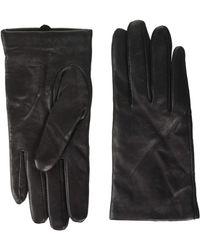 Benetton (z6erj) Guanti Gloves And Mittens - Black