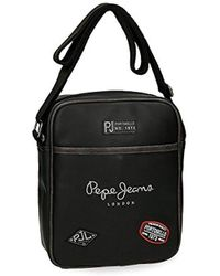 Pepe Jeans - Duetone Borsa Messenger, 25 cm, 3.25 liters - Lyst