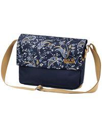 Jack Wolfskin Pam Shoulder Bag - Blue
