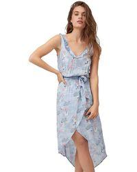 O'neill Sportswear LW Cali Dress Vestito Casual - Blu