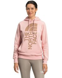 The North Face Trivert Pullover Hoodie - Rosa