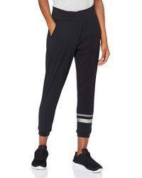 Esprit Sports ocs Single Jersey Pants Pantaloni Eleganti da Uomo - Nero