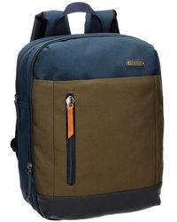 Pepe Jeans Laptop Backpack Mixed - Azul