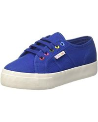 Superga - 2730-cotw Colours Hearts Trainers - Lyst