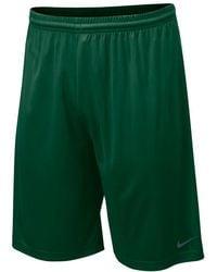 Nike Team Fly 10 Shorts - Green